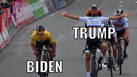 Biden vs Trump 2020_bike