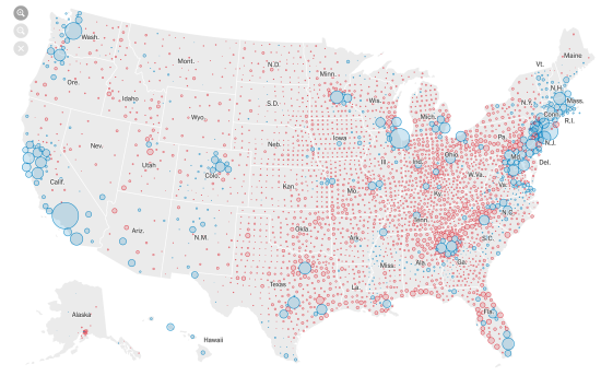 US Election Map 2020